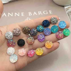 resin material direct sales good quality all size and many colors rhinestone