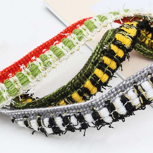 spell woven belt for garment and shoes in market