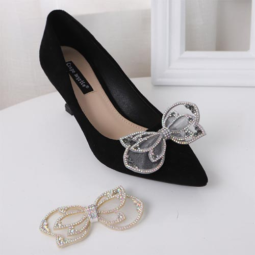 sell well shoes flower for women