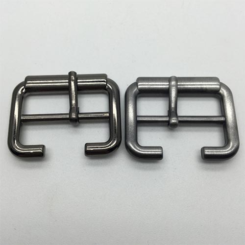 high-grade material zinc buckle for boots