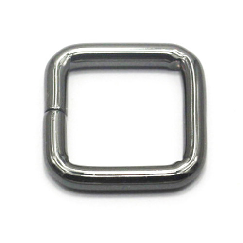 fashion design zinc buckle for garments