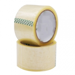 Transparent non-breakable tape is used in all kinds of packaging for Companies and factories