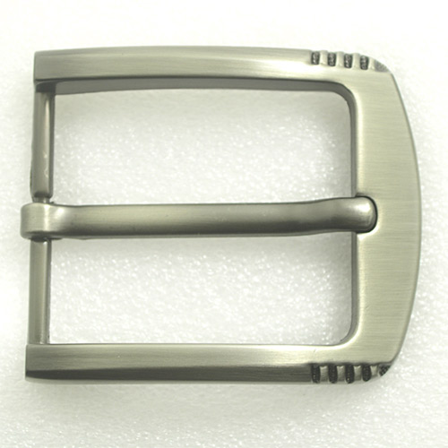 A belt buckle with a pattern for men